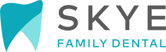 skye family dental logo