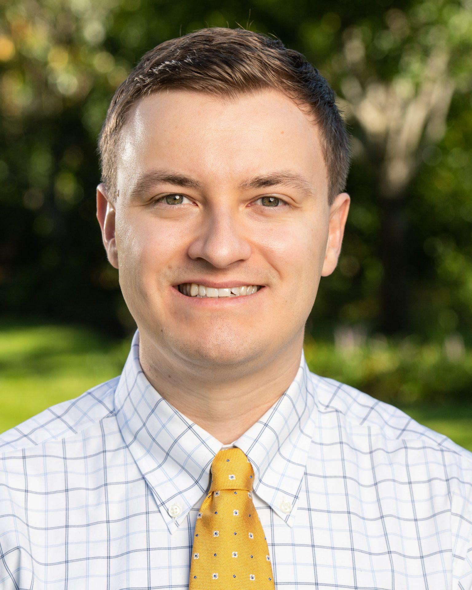 Dentist Dr. Douglas Kebodeaux headshot